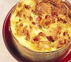 Caribbean Crab Souffle